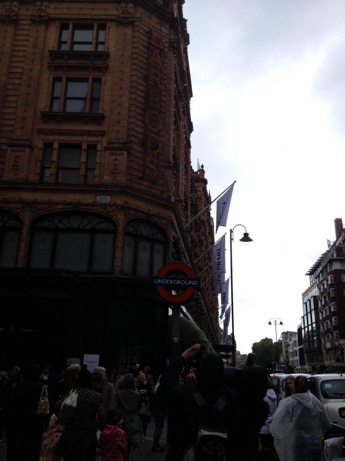 Harrods, London