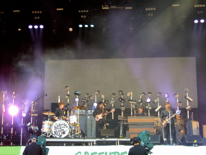 Black Keys at Glastonbury Festival