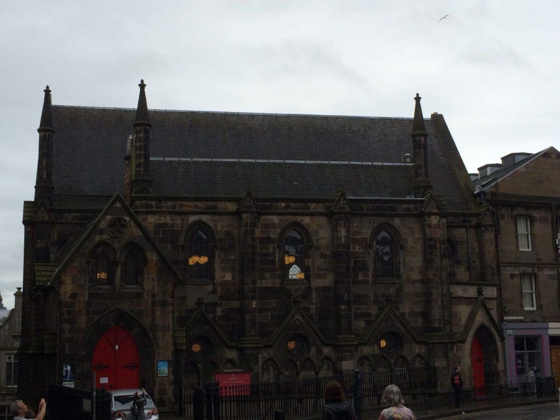 Gothic architecture in Edinburgh, Scotland