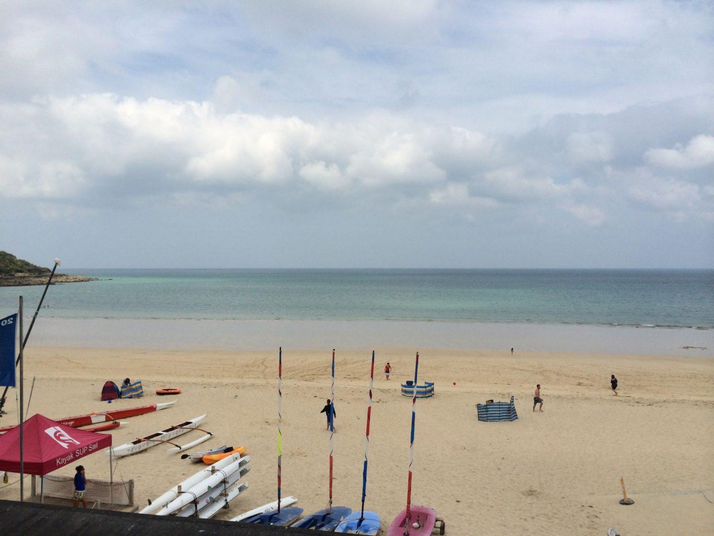 Carbis Bay Beach, Cornwall