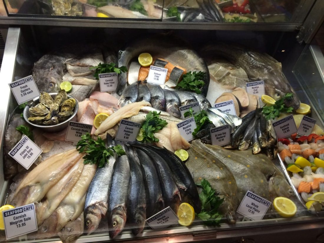 Seafood Cafe, St Ives