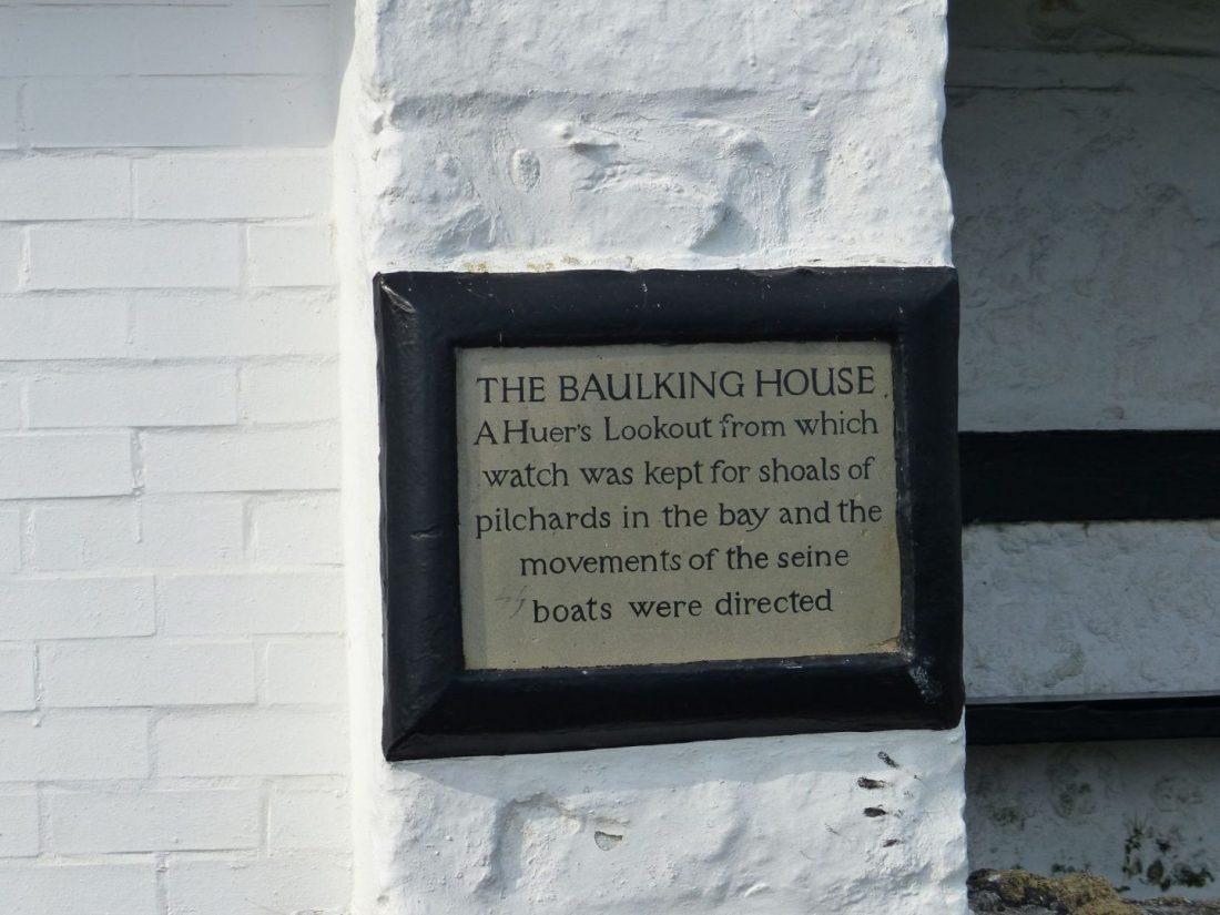 Fishing house near St Ives, Cornwall