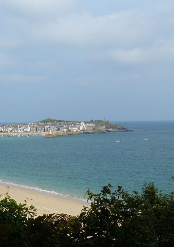 Views of St Ives Bay, Cornwall