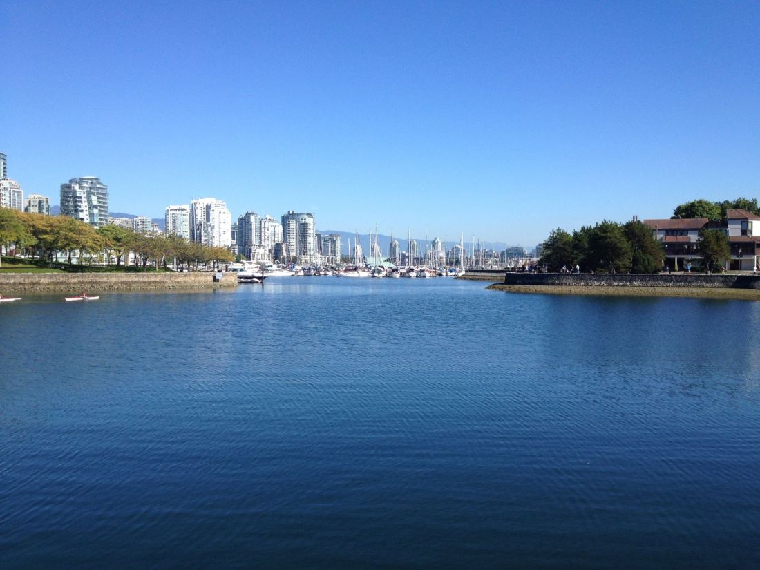 False Creek, Vancouver