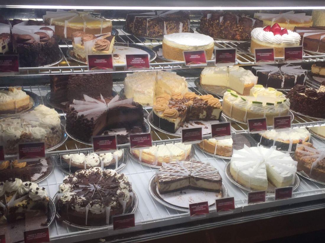 Cheesecake Factory, Orlando