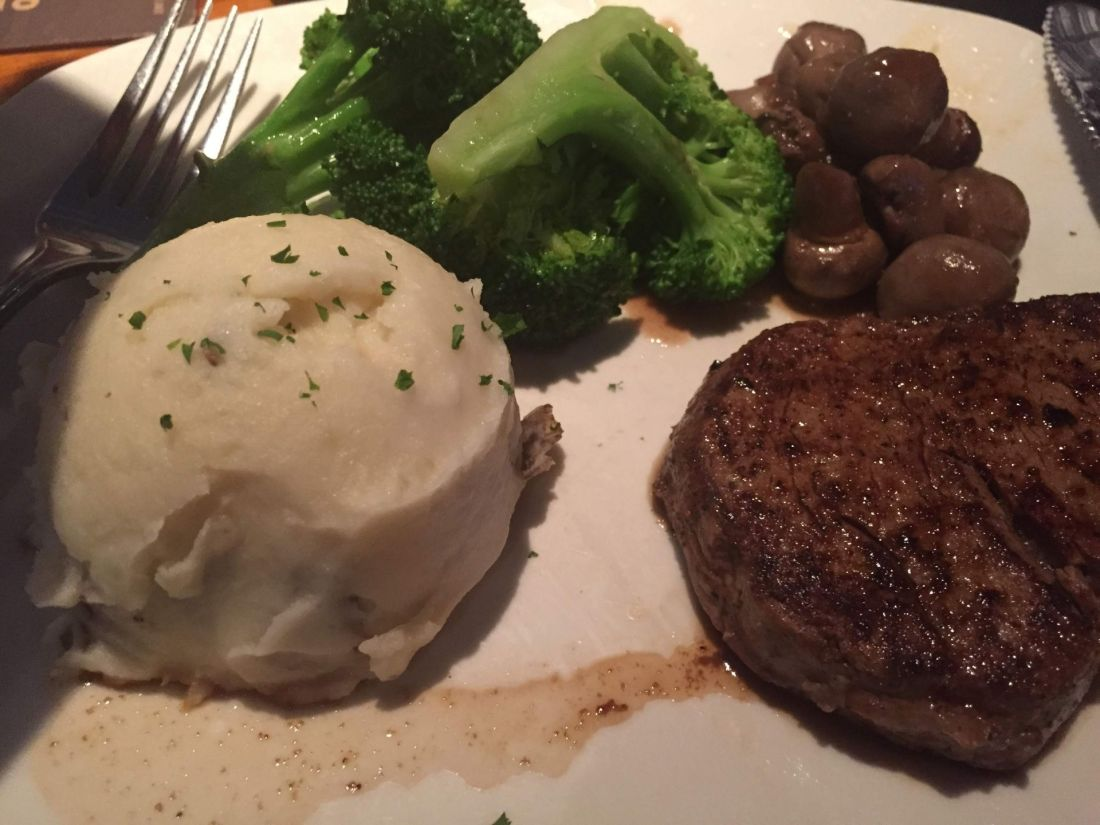Outback Steakhouse, Orlando