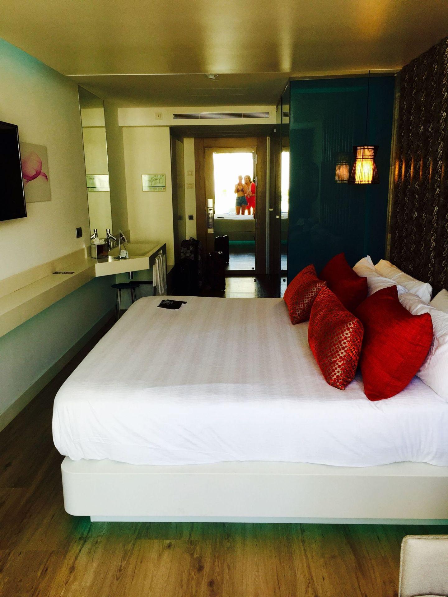 Room at the Hard Rock Hotel Ibiza