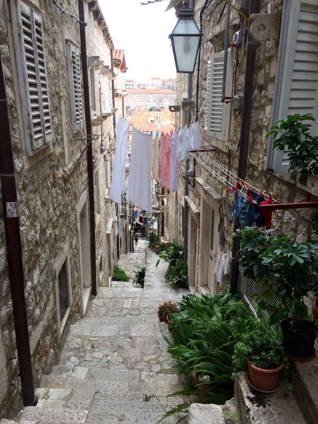 Old Croatia street