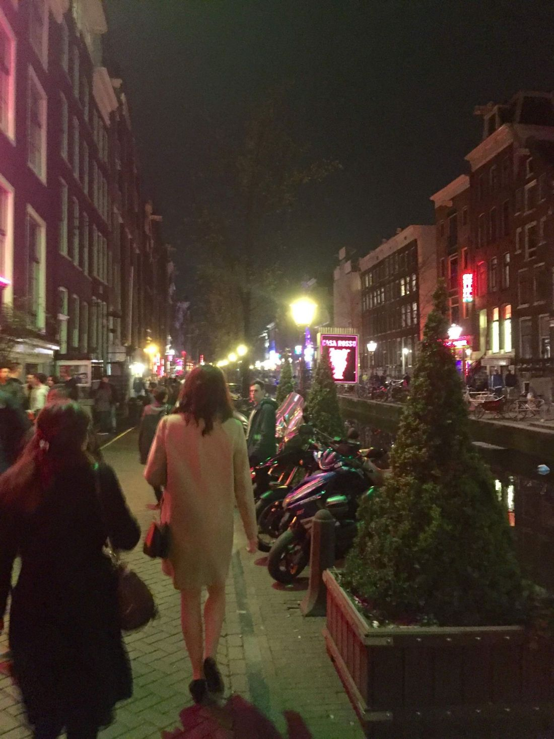Girls in the Red Light District