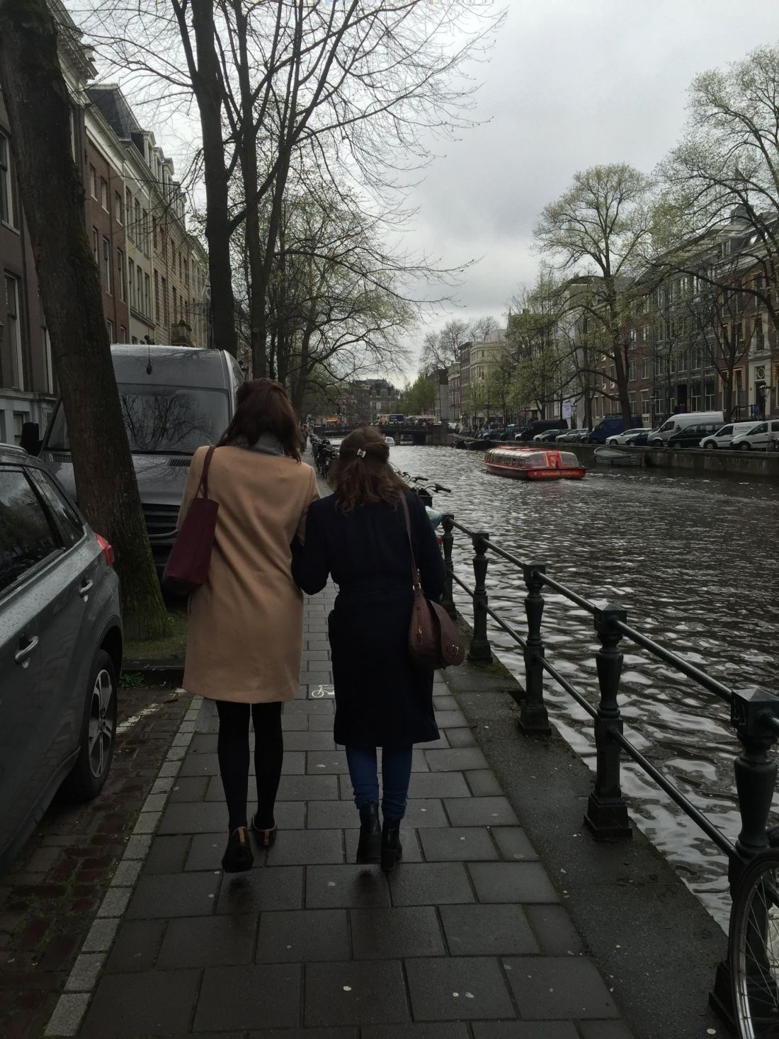 Girls in Amsterdam