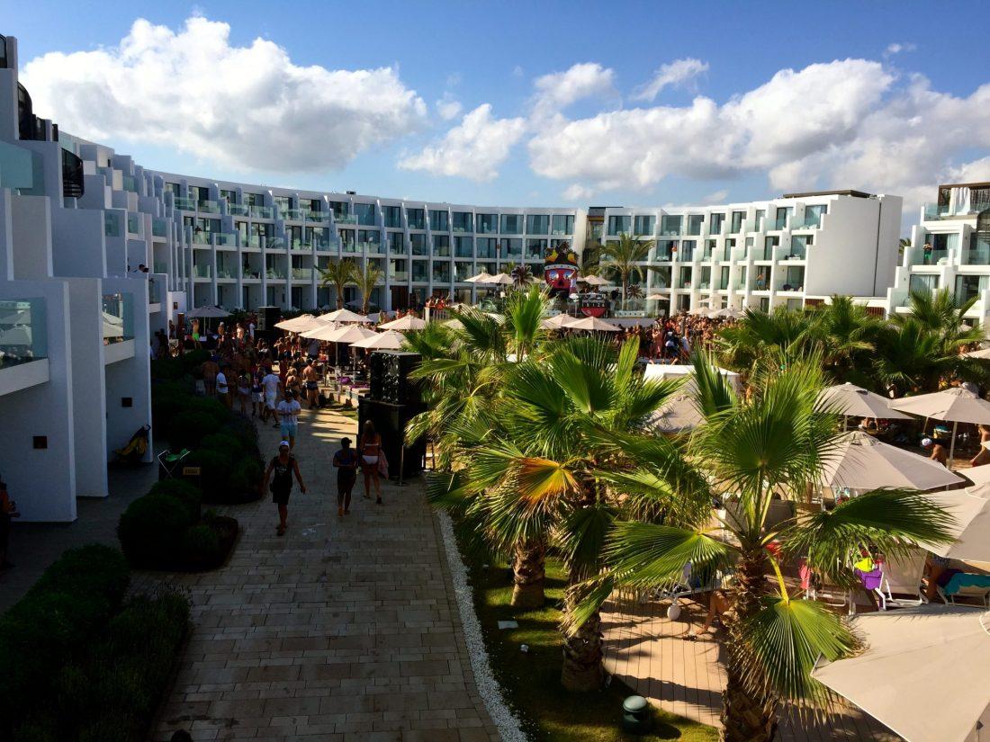 The Hard Rock Hotel Ibiza