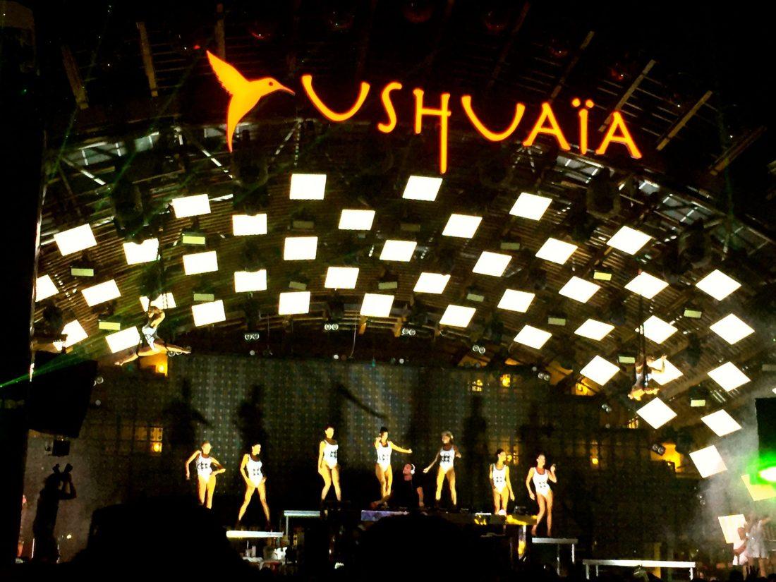Alesso at Ushuaia, Ibiza