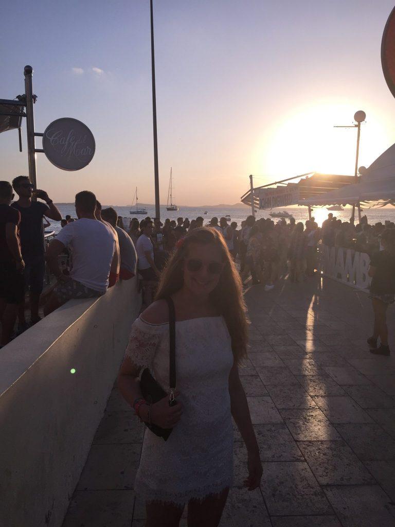 Jo on the Sunset Strip, Ibiza
