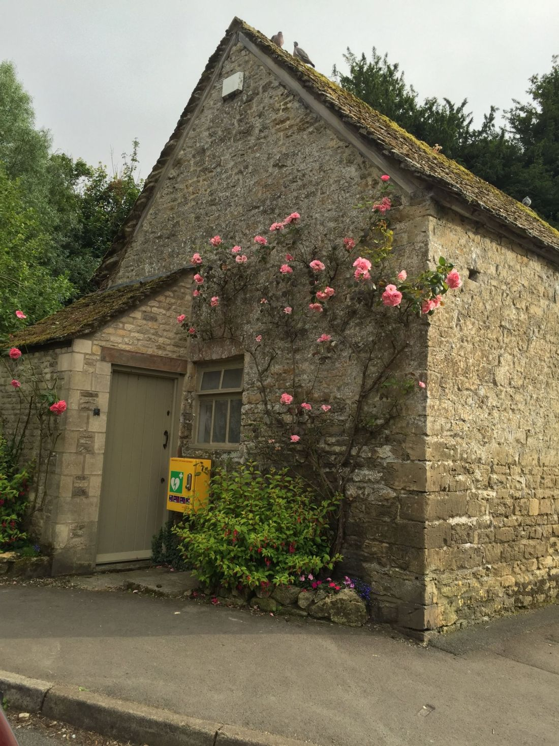 Cottage in Bibury, Cotswolds