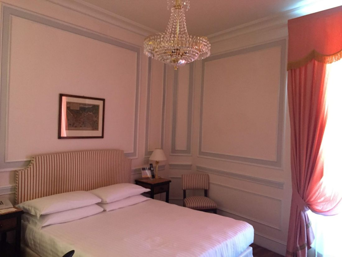 Room at Hotel Quirinale