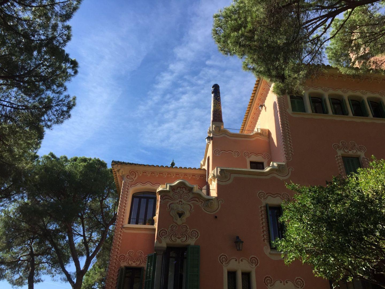 Gaudi House Museum, Barcelona