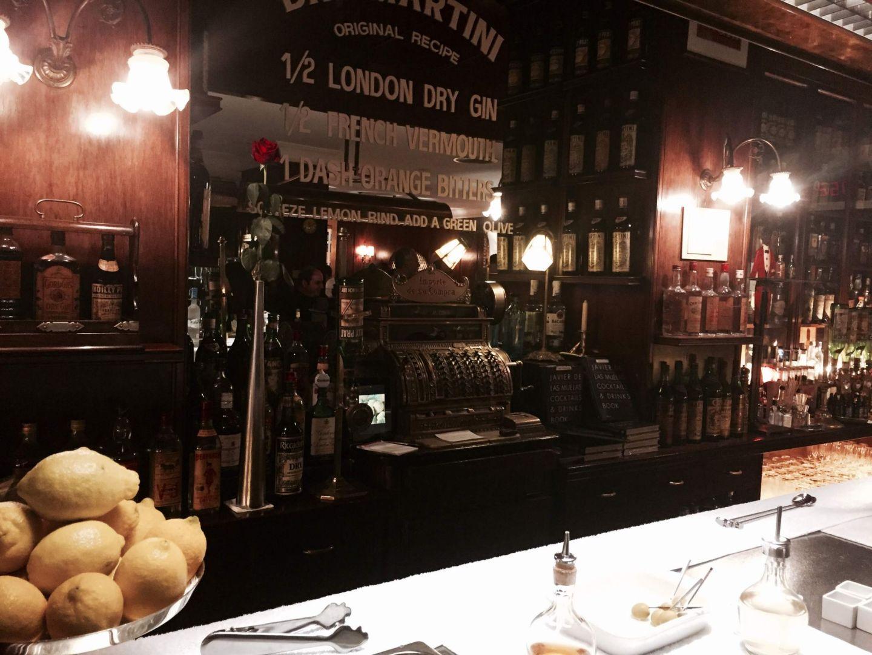 Dry Martini bar, Barcelona