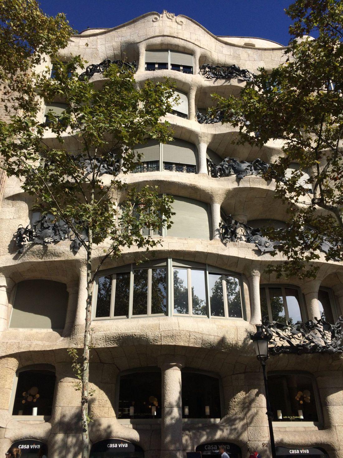 La Predrera, Barcelona