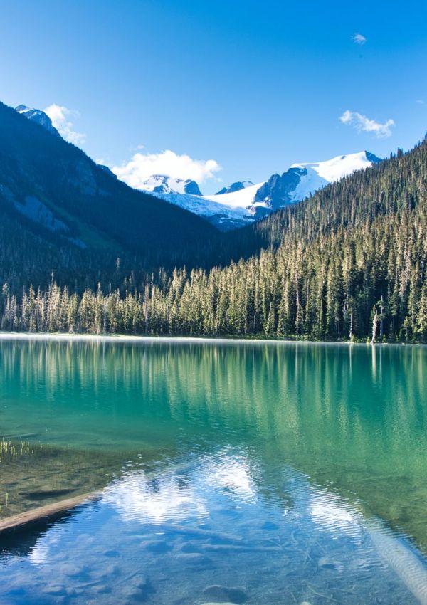 Joffre Lakes Provincial Park, British Columbia
