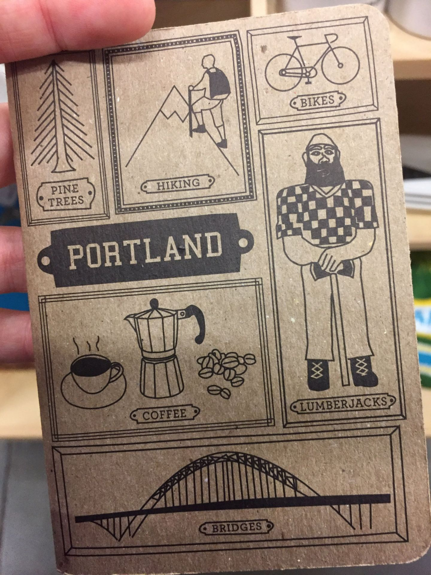 Portland souvenirs