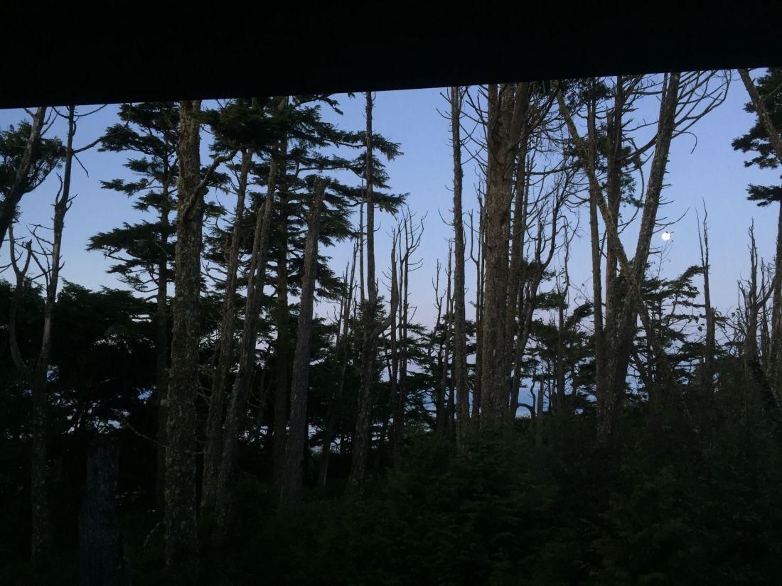Sunrise at Black Rock Oceanfront Resort, Ucluelet