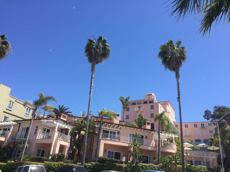 La Valencia Hotel, San Diego