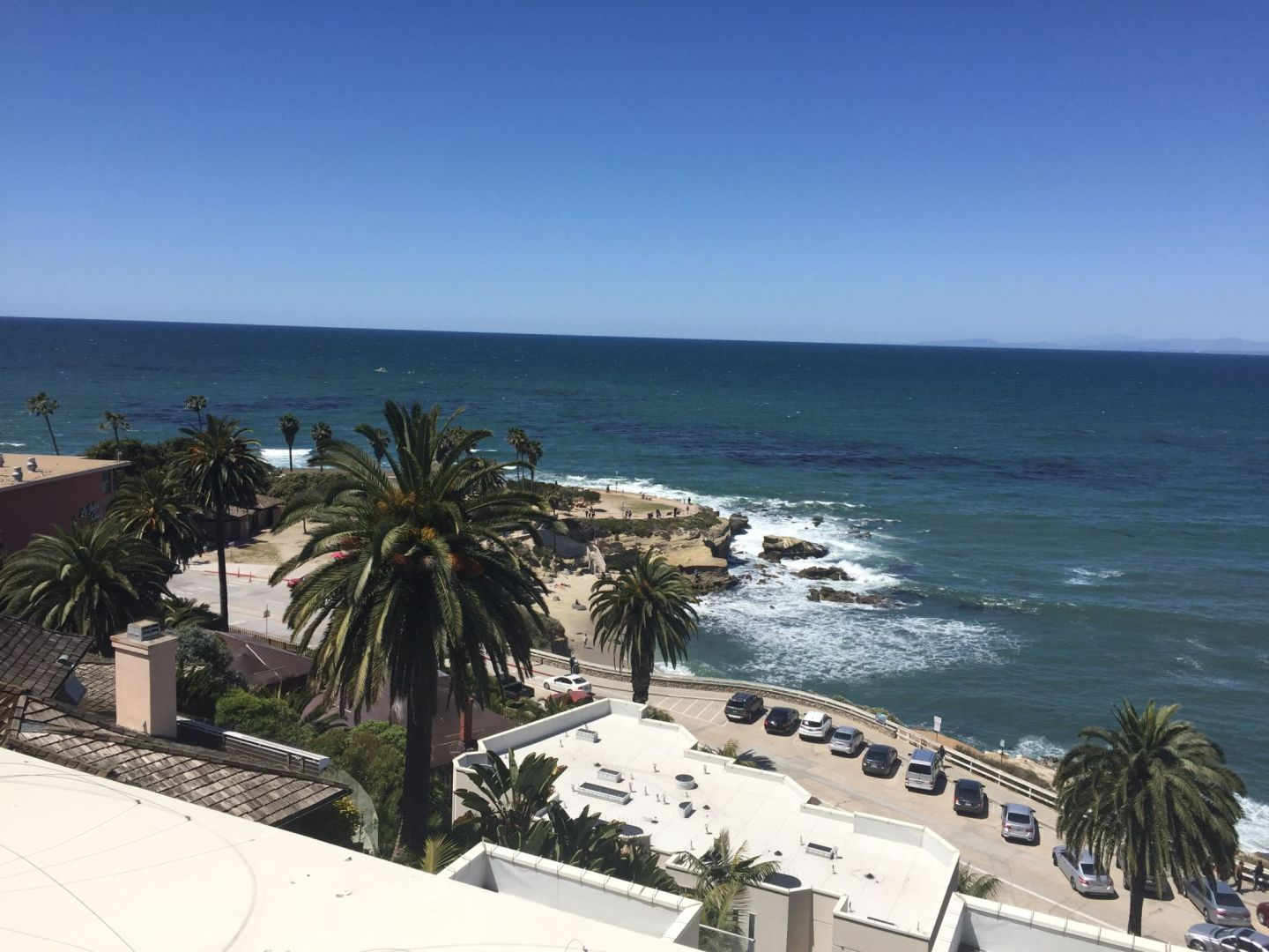 View from George's at the Cove, La Jolla, San Diego