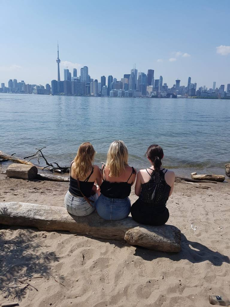 Toronto Islands: What I Did