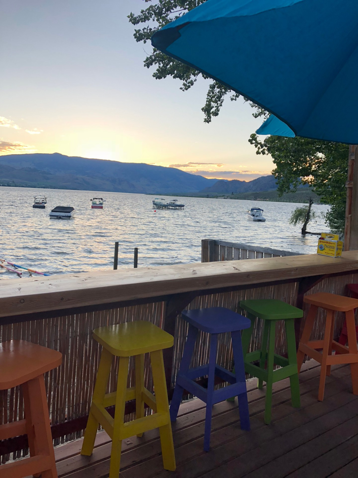A Day in Osoyoos, British Columbia
