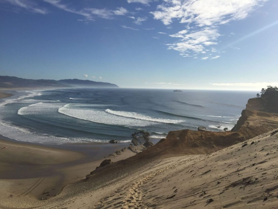Cape Kiwanda, Oregon Coast