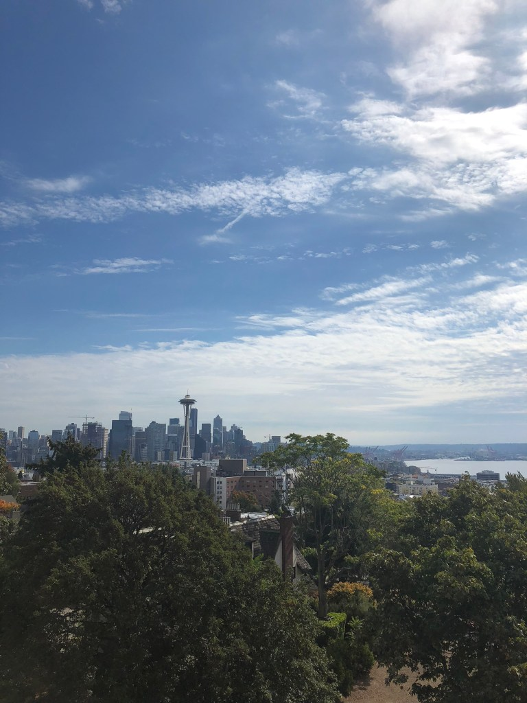 A weekend in Seattle, Washington