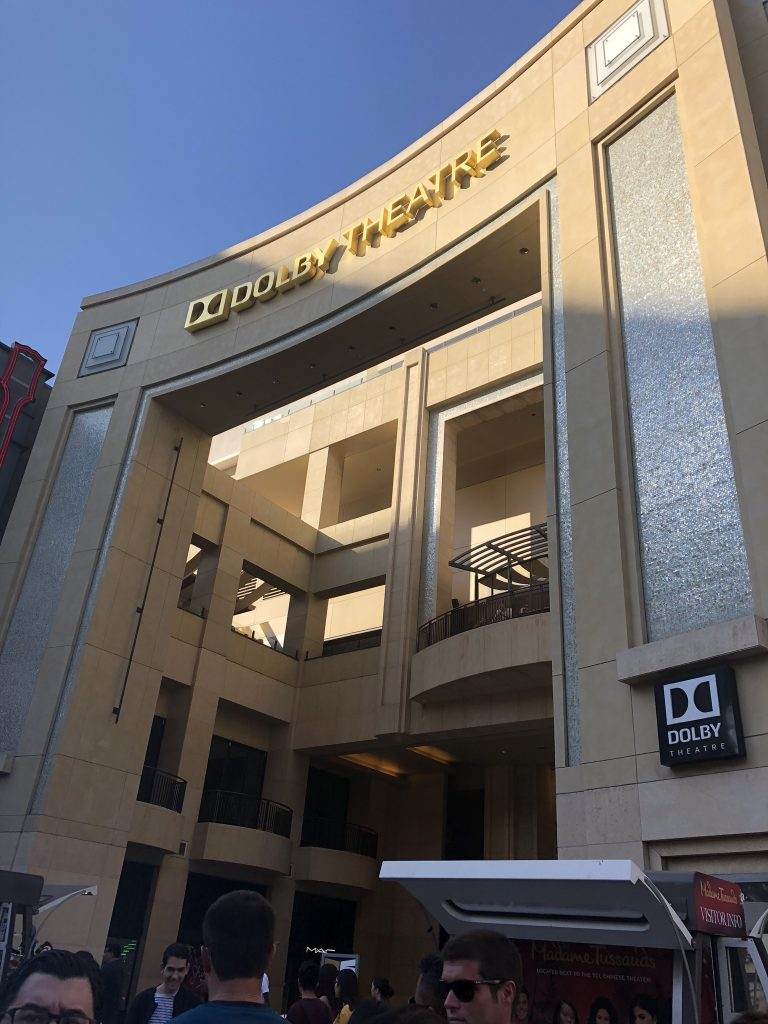 Dolby Theater, Hollywood