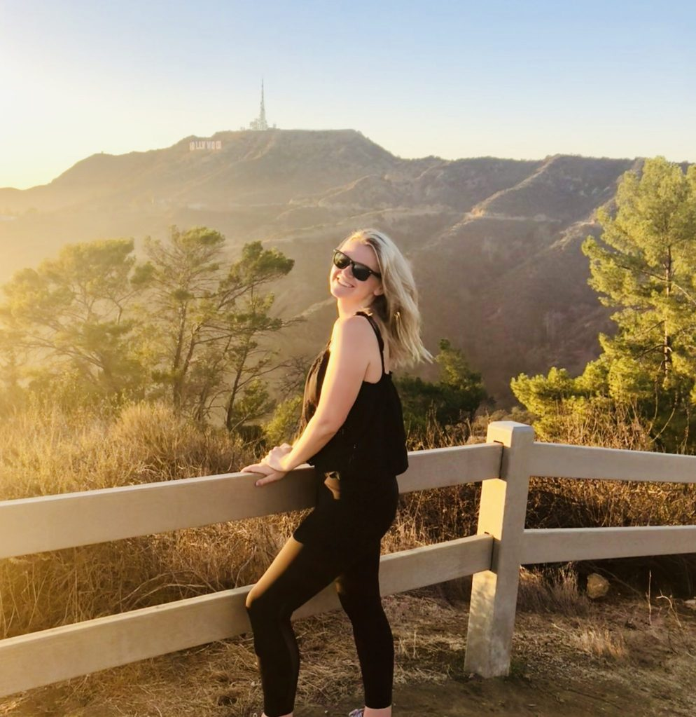 Hollywood and the Griffith Observatory