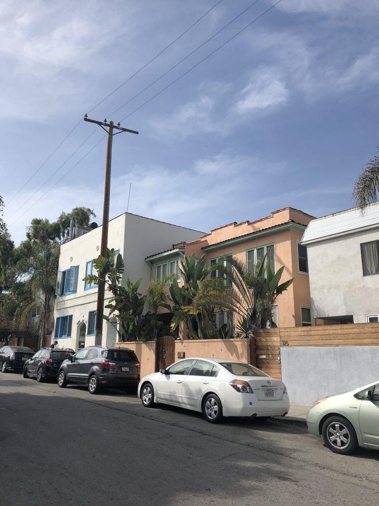 Abbot Kinney Boulevard, Venice, LA