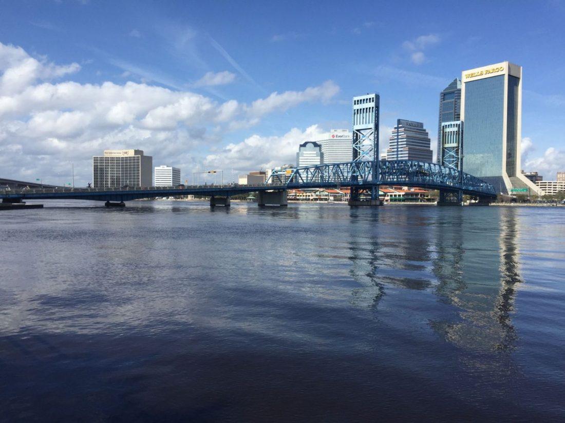 Jacksonville, Florida river