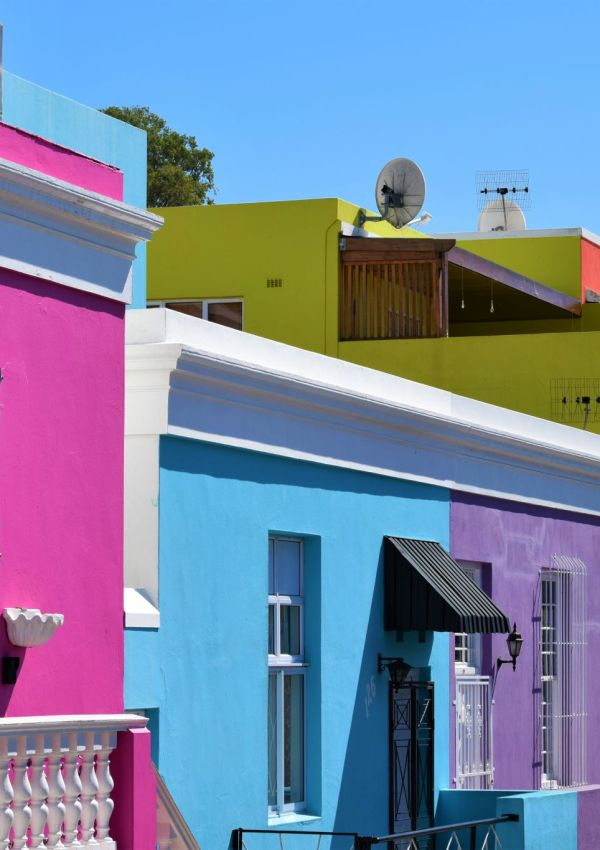 Travel wish list: Bo-Kaap, South Africa