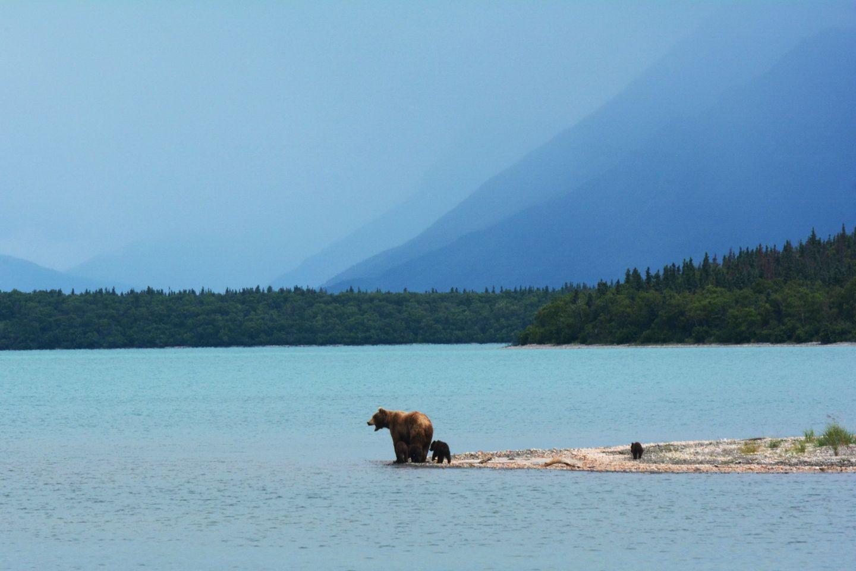 Travel wish list: Alaska, USA