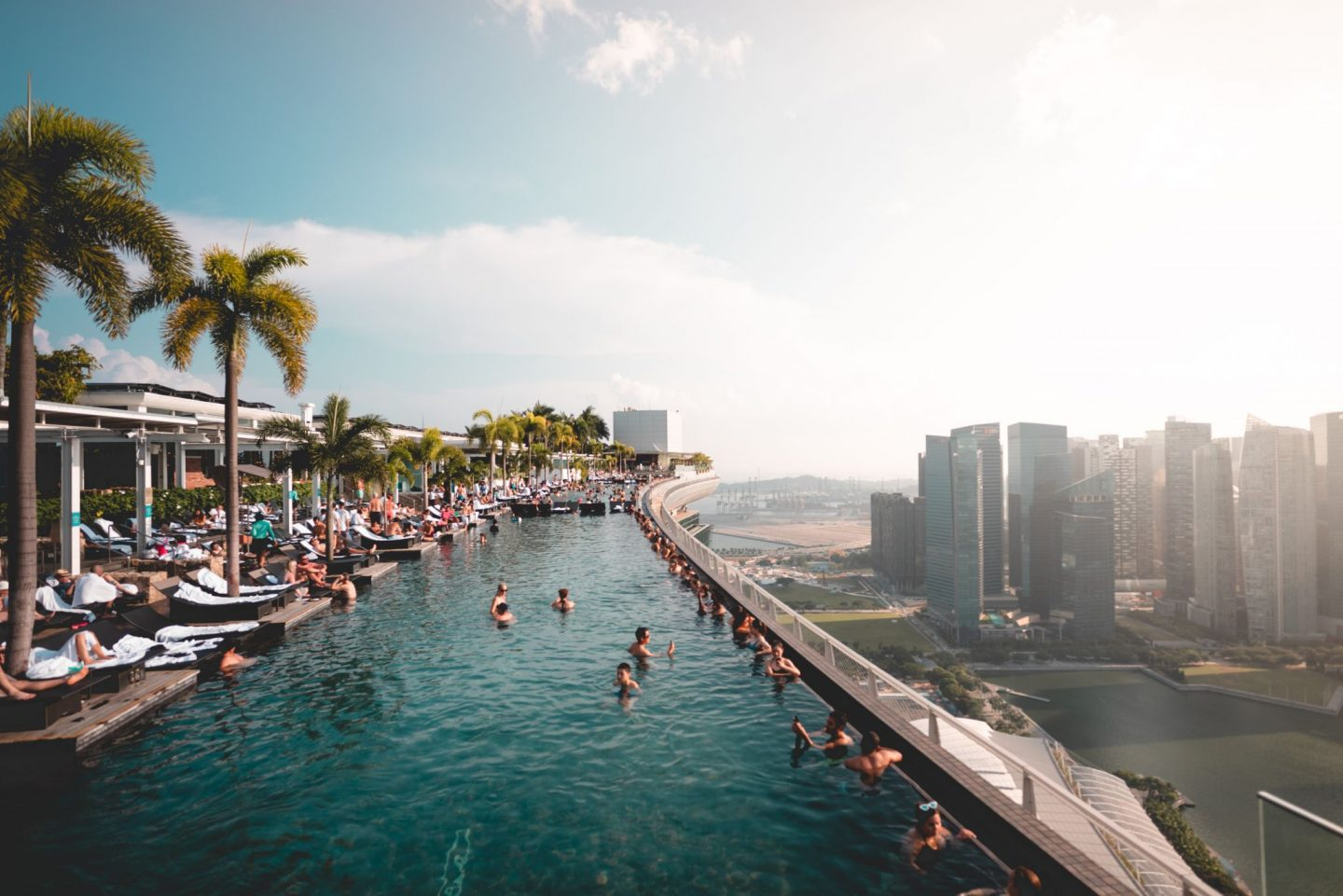Travel wish list: Marina Bay Sands, Singapore