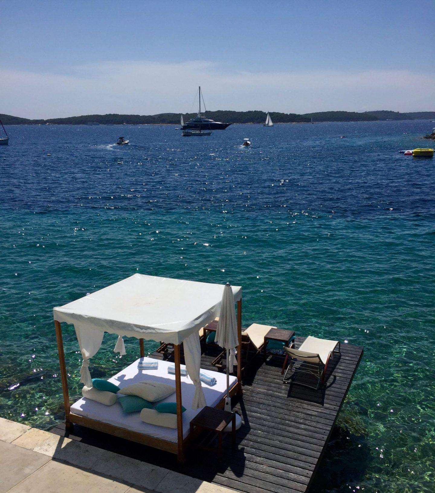 Bonj les Bains, Hvar, Croatia
