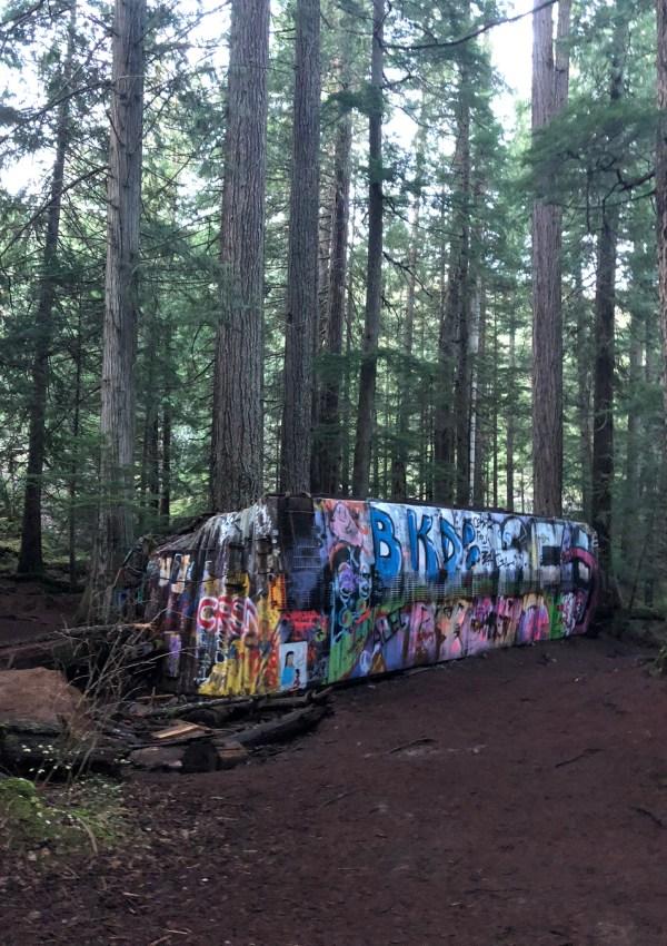 Trainwreck, Whistler