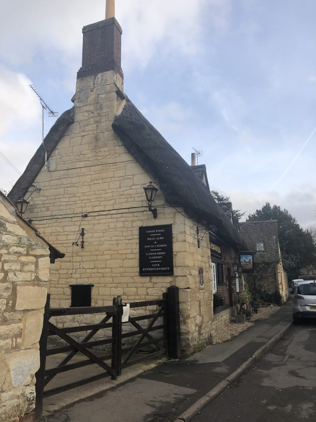 Home for the holidays: The Mill, Prestbury, Cheltenham