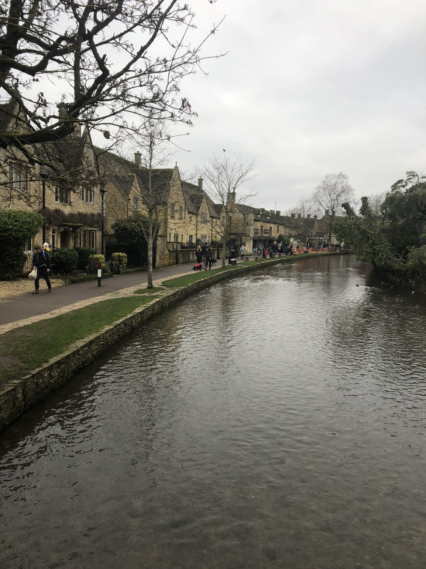 Home for the holidays: a trip to Bourton on the Water