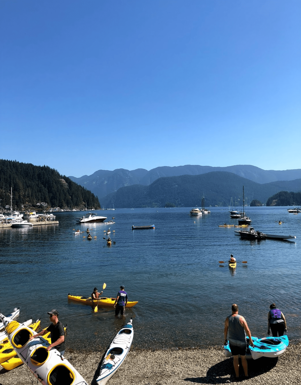 The best trips to take from Vancouver: Deep Cove