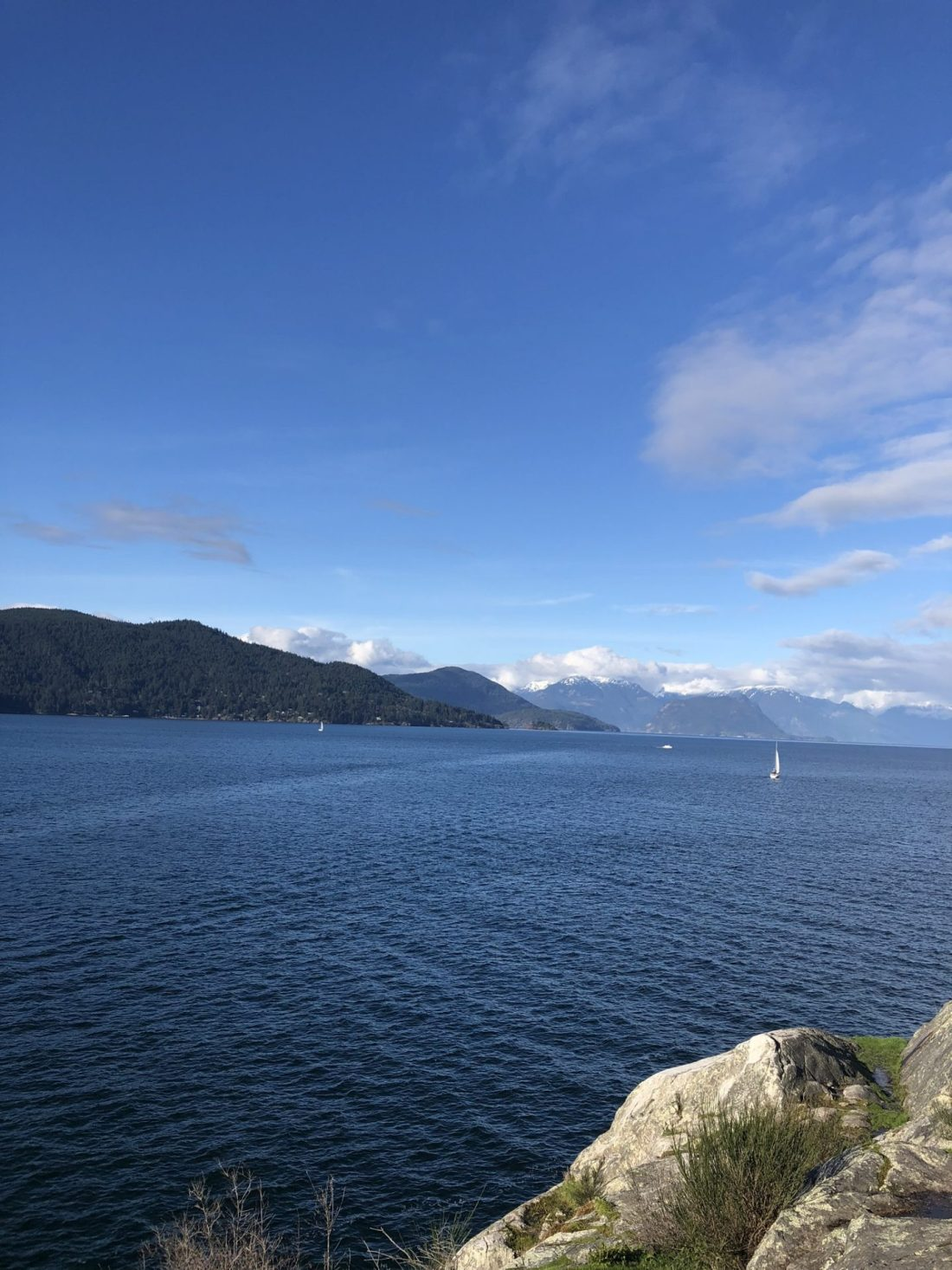 Views from Whytecliff Park
