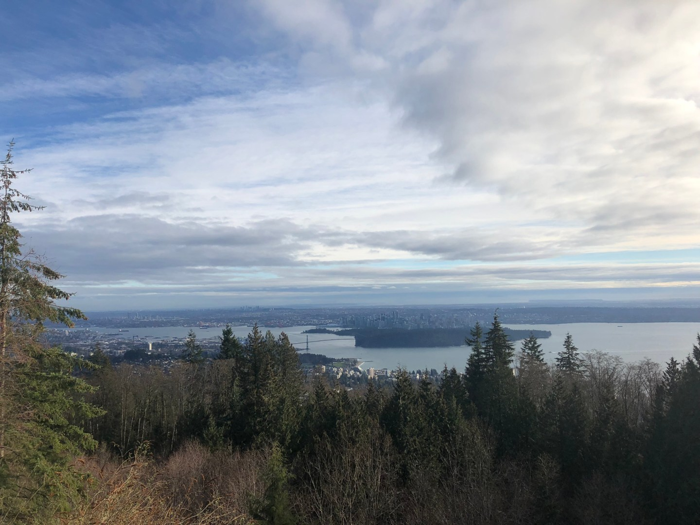 A Day in West Vancouver