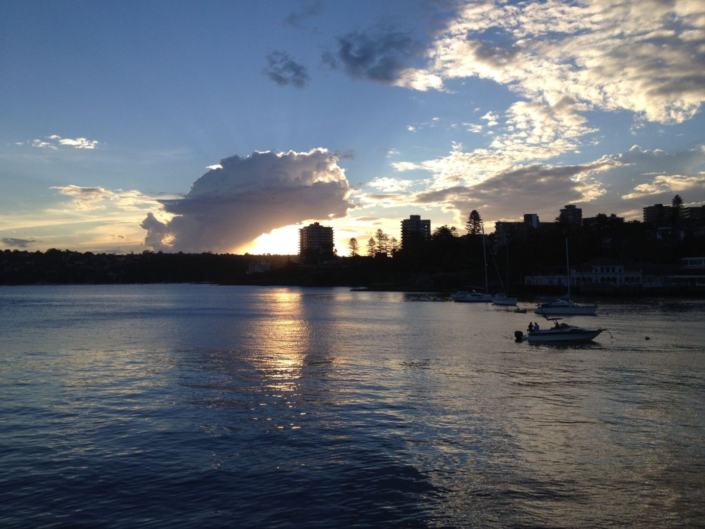 Views from Manly Ferry, Sydney