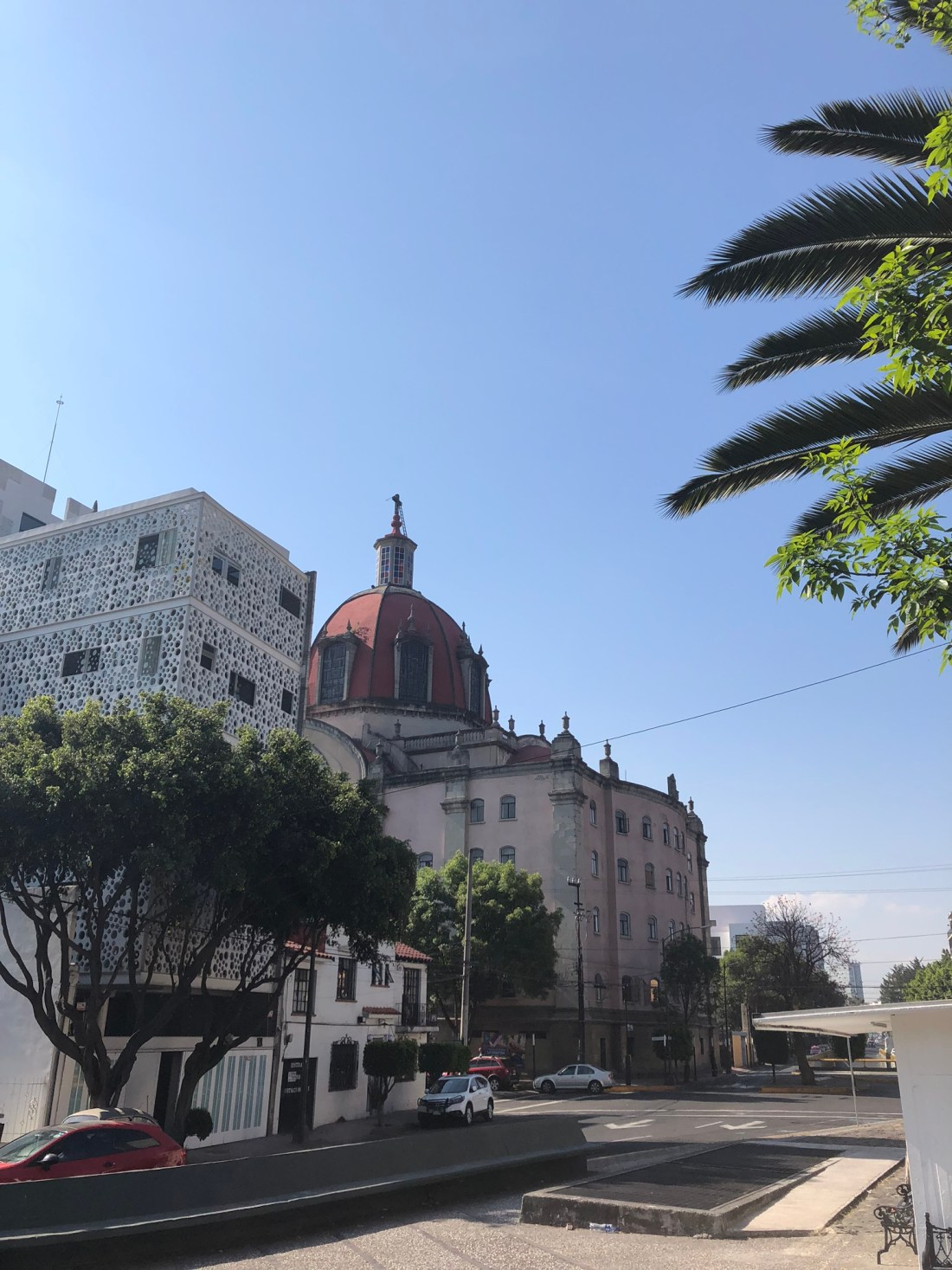 Mexico City itinerary