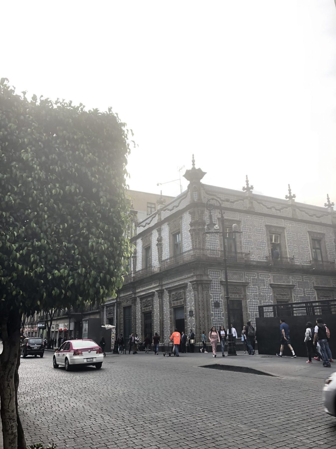 The House of Tiles or La Casa de los Azulejos, Mexico City