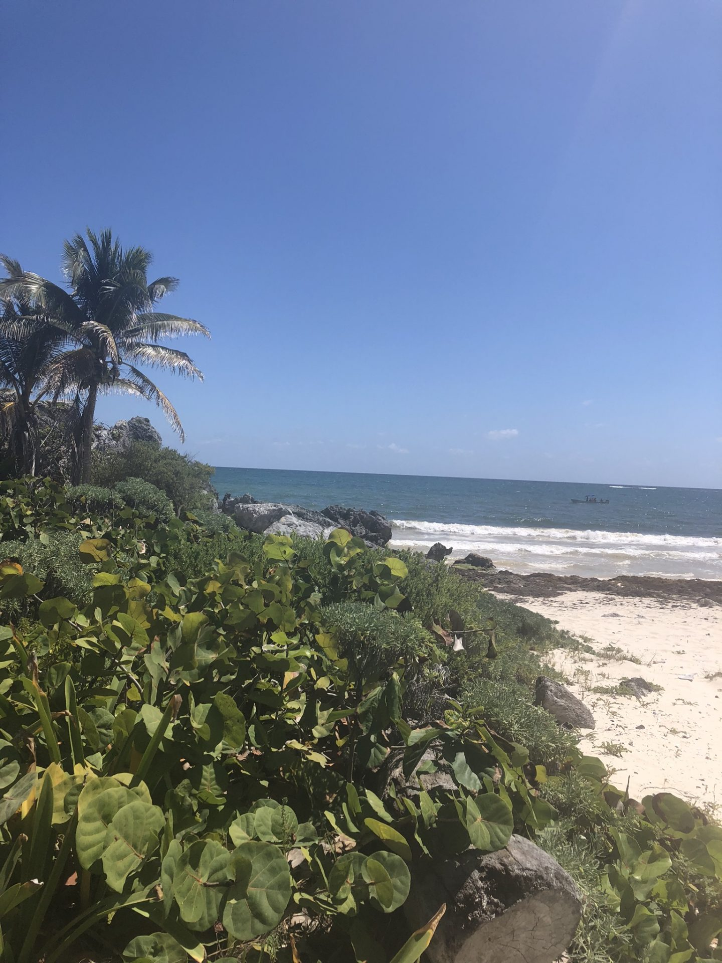 Tulum beach, Riviera Maya
