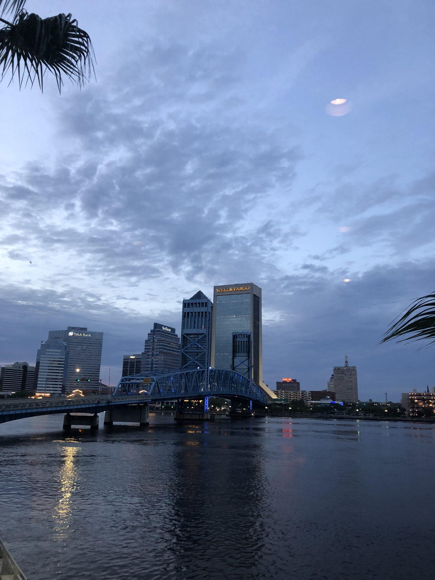 Jacksonville River, Florida